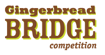 Gingerbread Bridge Competition